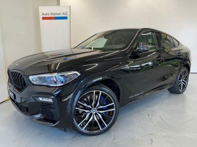 gebraucht BMW X6 xDrive 30d