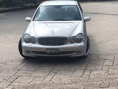 gebraucht Mercedes C270 C-Klasse Vendo Mercedes classe