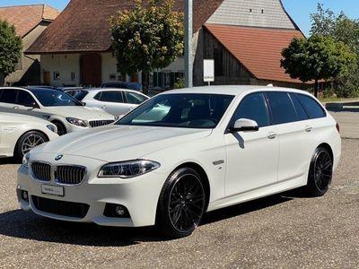 gebraucht BMW 530 d Touring xDrive Steptronic