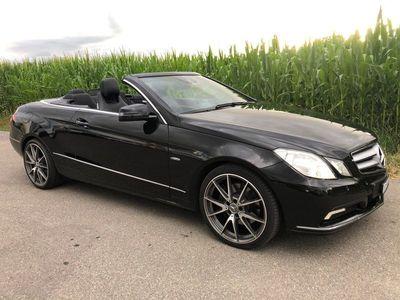 gebraucht Mercedes E250 E-KlasseCDI BlueEfficiency Automatic