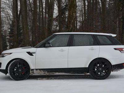 gebraucht Land Rover Range Rover Sport Sport RR Sport 4.4SDV8 HSE Dyn.
