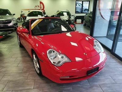 gebraucht Porsche 911 Carrera 4 Cabriolet 911 Carrera 4 Cabrio