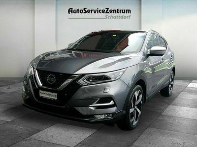 gebraucht Nissan Qashqai 1.2 DIG-T Tekna+