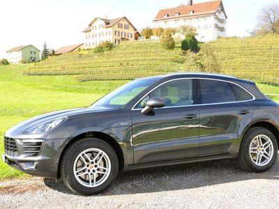 gebraucht Porsche Macan S Diesel PDK (SUV)