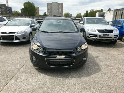gebraucht Chevrolet Aveo 1.4 100 Edition