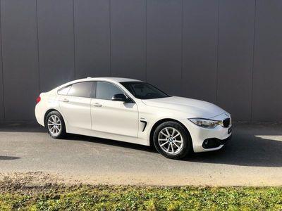 gebraucht BMW 420 Gran Coupé i Sport Line Steptronic
