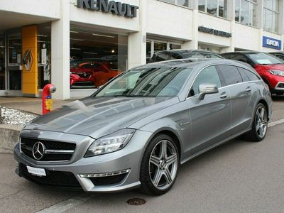 gebraucht Mercedes CLS63 AMG Shooting Brake AMG Speedshift MCT