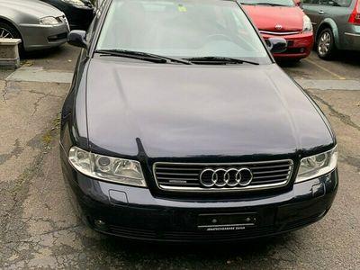 gebraucht Audi A4 2.8 quattro Advance