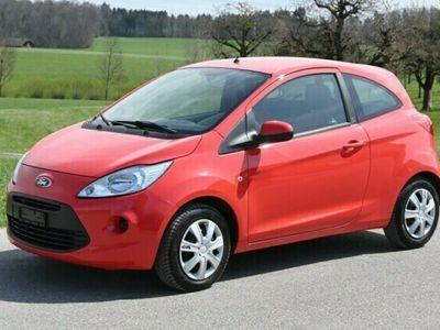 gebraucht Ford Ka 1.25 Trend