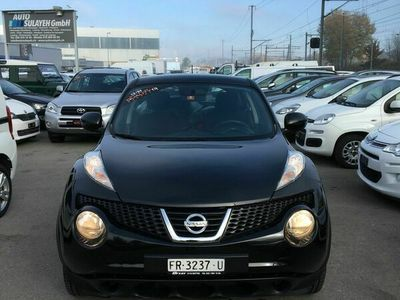 gebraucht Nissan Juke 1.6 visia