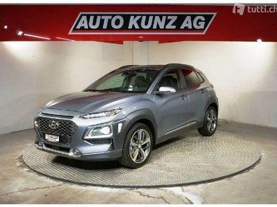 gebraucht Hyundai Kona 1.6 T-GDI Platin Plus 4WD Aut.