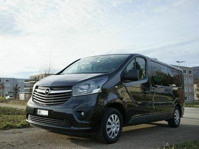 gebraucht Opel Vivaro 1.6 CDTI Combi+ 2.9t L2H1