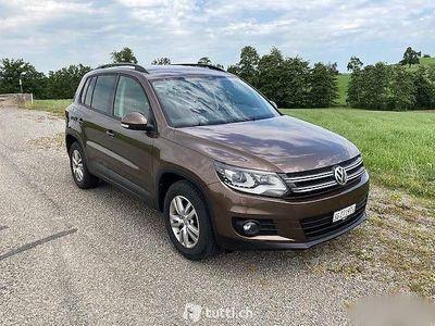 gebraucht VW Tiguan 1.4 BMT