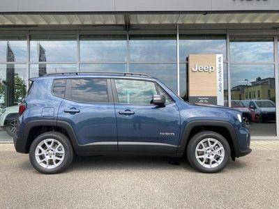 gebraucht Jeep Renegade 1.3 T4-PHEV e LIMITED AWD