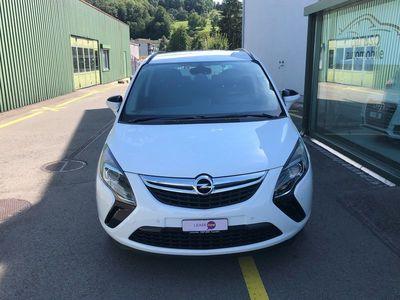 gebraucht Opel Zafira Tourer 1.4i 16V Turbo Enjoy Automatic