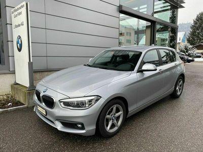 gebraucht BMW 120 1er d xDrive Steptronic