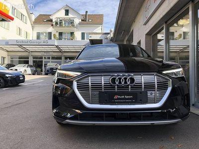 gebraucht Audi E-Tron 55 Advanced quattro