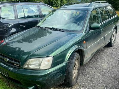 gebraucht Subaru Legacy Outback H6 3.0 Benzin