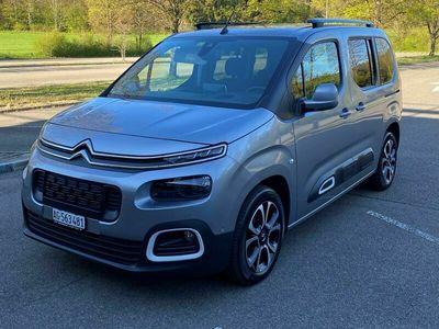 gebraucht Citroën Berlingo 1.2i PureTech Shine EAT8