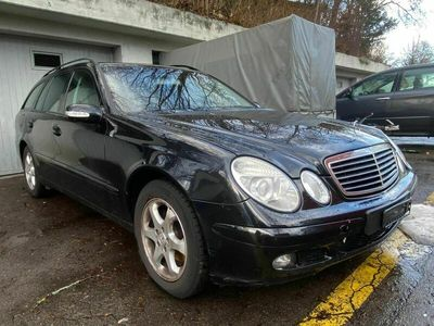 gebraucht Mercedes E220 E-Klasse Mercedes BenzCDI, E-Klasse, Classic