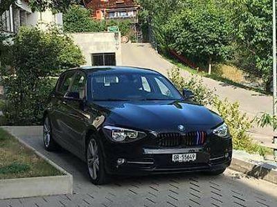 gebraucht BMW 118 1er d xDrive Sport Line