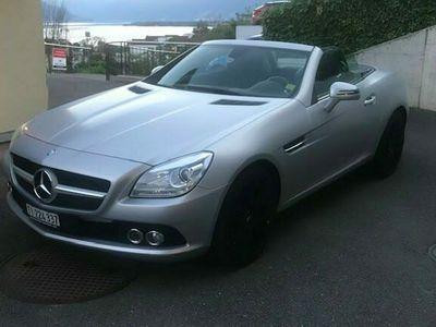 gebraucht Mercedes SLK200 ,