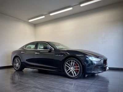 gebraucht Maserati Ghibli S 3.0 V6 Automatica