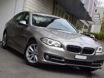 gebraucht BMW 520 d Steptronic I INDIVIDUAL I EURO 6 I FACELIFT