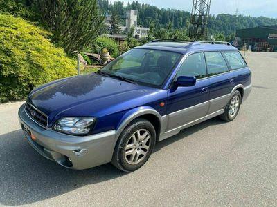 gebraucht Subaru Legacy Outback 2.5 Image