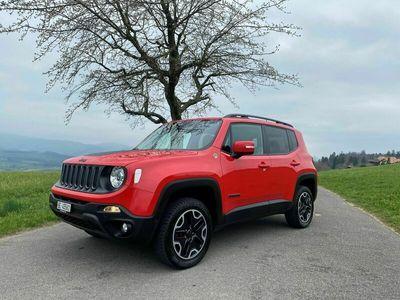 gebraucht Jeep Renegade 2.0 CRD Trailhawk AWD + Low Range 9ATX