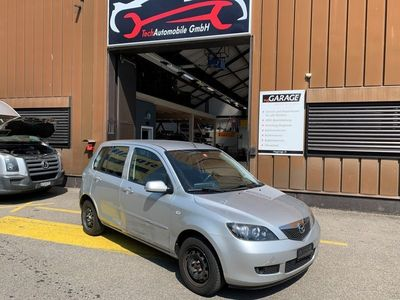 gebraucht Mazda 2 1.4i 16V Exclusive