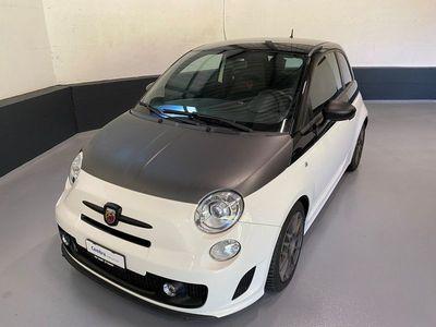 gebraucht Fiat 500 Abarth Abarth 595 1.4 16V 160PS Turbo Automat Competizione Dualogic