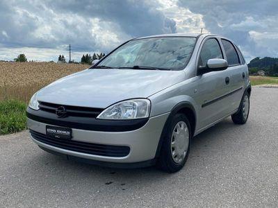 gebraucht Opel Corsa 1.2 16V Young