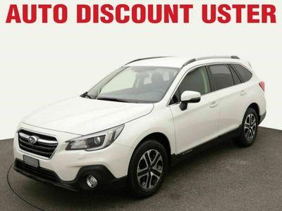 gebraucht Subaru Outback 2.5i Limited AWD A