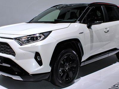 gebraucht Toyota RAV4 2.5L Premium