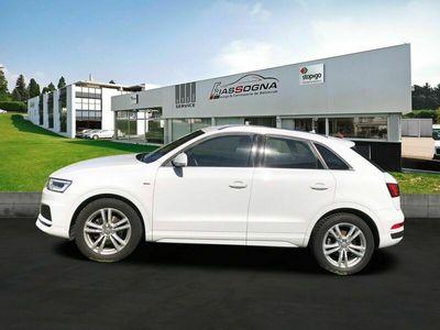gebraucht Audi Q3 2.0 TDI 150 Sport qu. STr