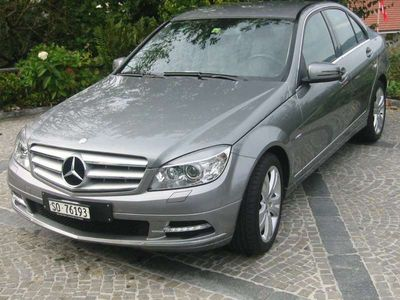 gebraucht Mercedes C250 CGI