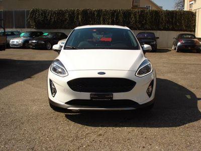 gebraucht Ford Fiesta 1.0 EcoB 140 Active+