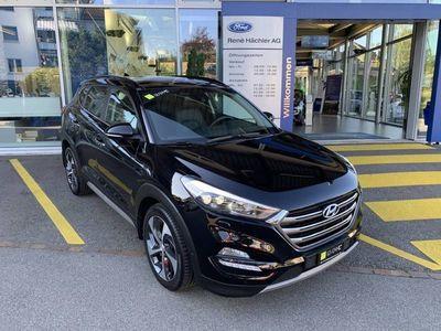 gebraucht Hyundai Tucson 1.6 GDi Vertex 4WD