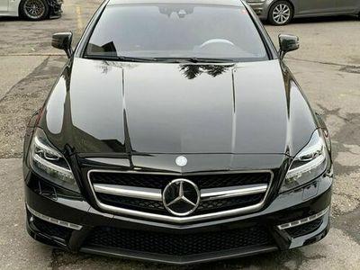 gebraucht Mercedes CLS63 AMG Amg carbonpacket + *Vollausstatung*