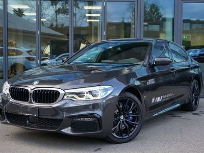 gebraucht BMW 530 5er e xDrive Pure M Sport Edition Steptronic