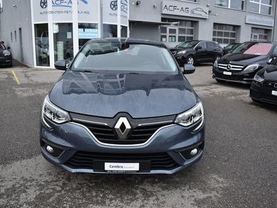gebraucht Renault Mégane 1.2 16V Turbo Zen