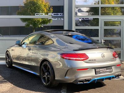 gebraucht Mercedes C180 C-KlasseAMG Line Coupé 7G-Tronic