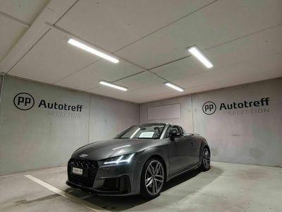 gebraucht Audi TT Roadster  S 2.0 TFSI quattro S-Tronic