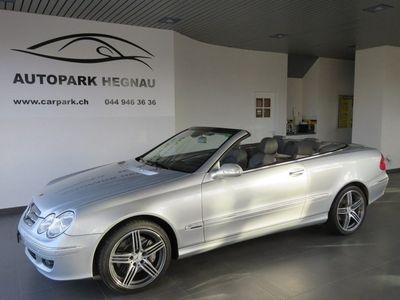 gebraucht Mercedes CLK350 Elégance 7G-Tronic