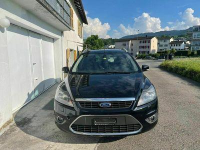 gebraucht Ford Focus 2,0 TDI 223000 km frisch Service und mfk