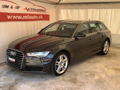 gebraucht Audi A6 Avant 3.0 V6 TDI quattro S-Tr.