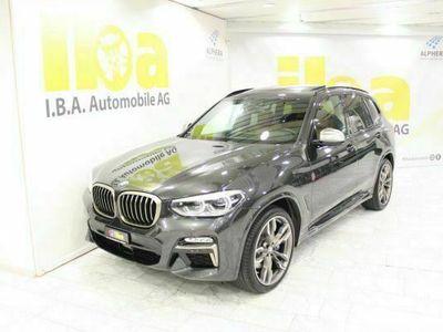 gebraucht BMW X3 xDrive M40i Aut. 4x4