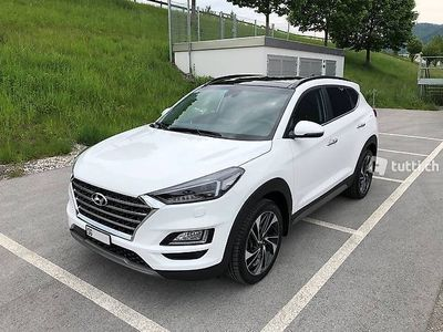 gebraucht Hyundai Tucson 1.6 TGDI 4WD DCT (Vertex)