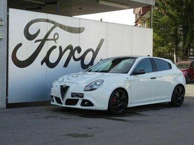 gebraucht Alfa Romeo Giulietta 1750 TBi Quadrifogl. Verde TCT